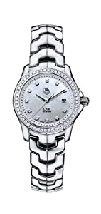 TAG Heuer Women's WJF1319.BA0572 Link Diamond Accented Watch