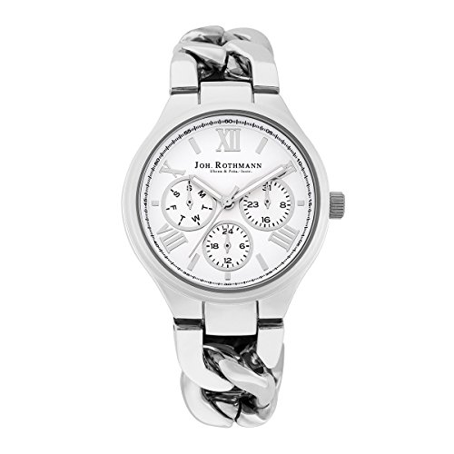 Joh. Rothmann Women's Watch Annabell visual chronograph 3 ATM IPS 10030034