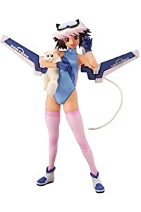Excel Saga: Nishiki Ropponmatsu 1/8 PVC Figure