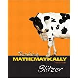 Thinking Mathematically ~ Robert F. Blitzer