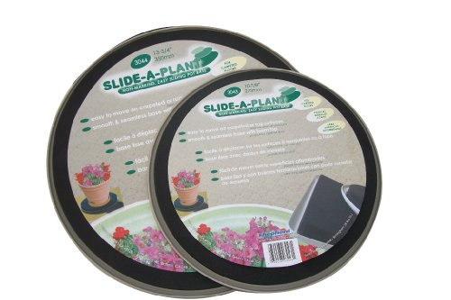 1-x-slide-a-plant-350mm-pot-base-for-carpet-floor-protectorion