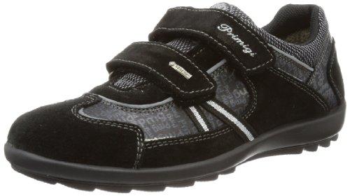 Primigi CRISTINE Climbing Shoes Girls Black Schwarz (NERO/NERO CRISTINE) Size: 8 (25 EU)