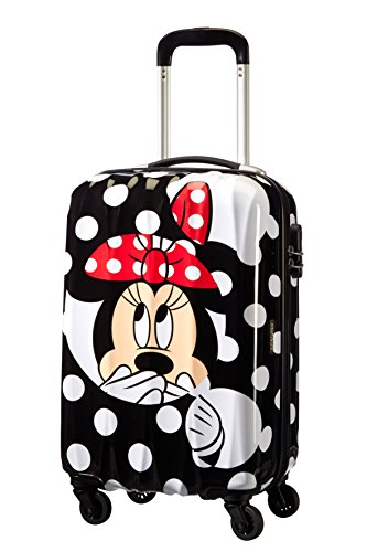 american-tourister-disney-legends-spinner-maletas-y-trolleys-s-55-cm-32-litros-multicolor-minnie-dot