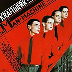 Pochette de The 'Man-machine'