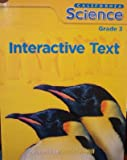 img - for Science Interactive Text Grade 3 (Student Edition) book / textbook / text book