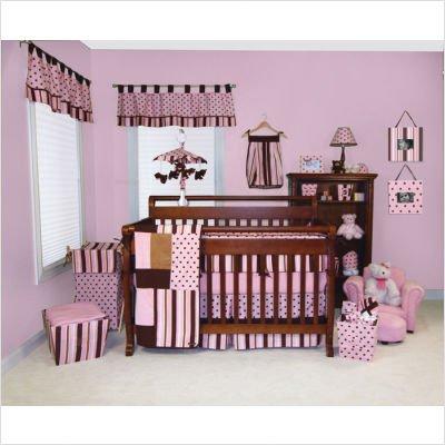Maya Crib Bedding Set - Trend Lab