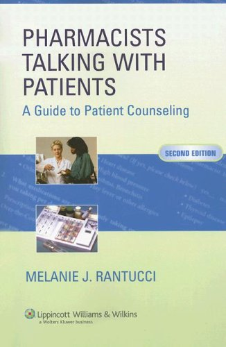 Pharmacists Talking with Patients: A Guide to Patient...