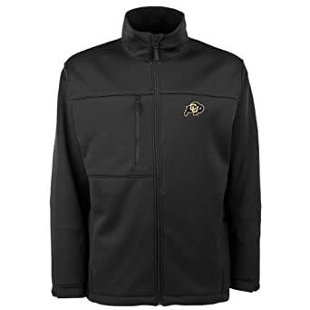 NCAA Colorado Buffaloes Traverse Jacket Mens by Antigua