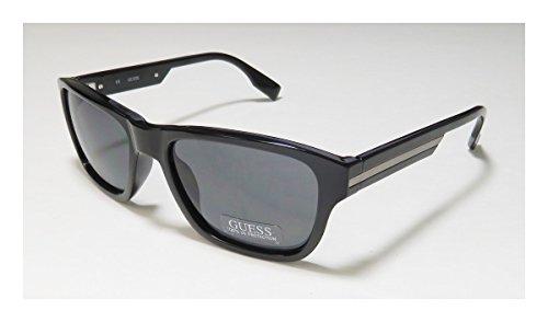 GUESS Sunglasses GU 6802 Black 56MM