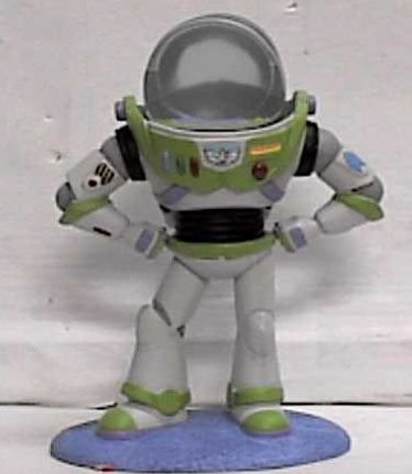 Picture of Disney Toy Story Buzz Bobble Head Figurine Toy By the Disney Store (Bobble Head Figures)