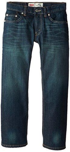 Levi's Big Boys' 505 Regular Fit Jean, Cash, 14