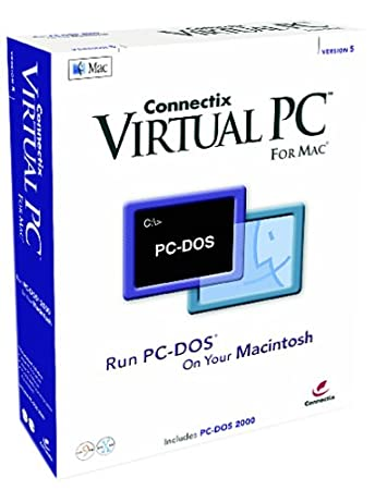 Virtual PC 5 for Mac with DOS