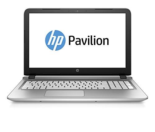 "HP Pavilion 15-ab126nl Portatile, 15.6"", APU AMD Quad-Core A10-8780P, RAM 8 GB, HDD da 1 TB, AMD Radeon R7 M360, Bianco"