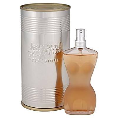 Jean Paul Gaultier Classique By Jean Paul Gaultier For Women. Eau De Toilette Spray 1.7 Ounces