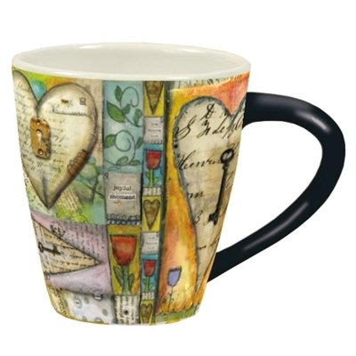 Lang 2121018 Key To My Heart Cafe Mug