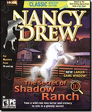 Nancy Drew Secret of Shadow Ranch