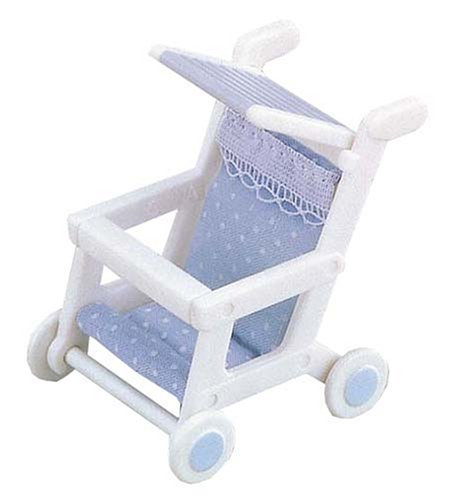 Sylvanian Families Baby & Child Room stroller over -206 (japan import) by Epoch - 1