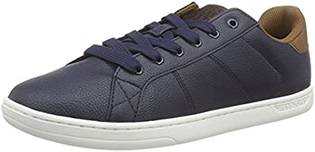 Jack and Jones Jjbrooklyn Pu 1, Men's Low-Top Sneakers