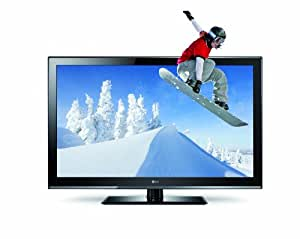 LG 47CM960S 119 cm (47 Zoll) Cinema 3D LCD-Fernseher, EEK C (Full-HD, 100Hz MCI, DVB-T/C/S, CI+, DLNA) schwarz