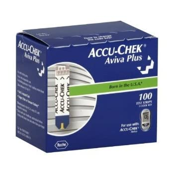 The accu chek aviva plus diabetes test strips test right the first time and can be conveniently used on alternative testing sites like the palm, forearm, upper arm, thigh or calf, as well as the fingertip.