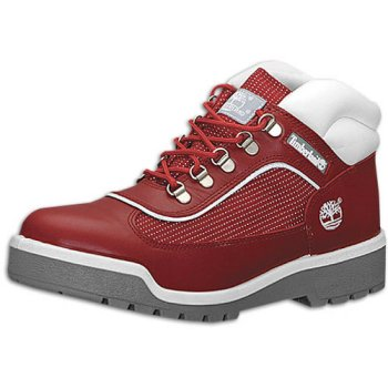 Timberland Field Boot Men'S Style: 14077-RED SMOOTH Size: 13