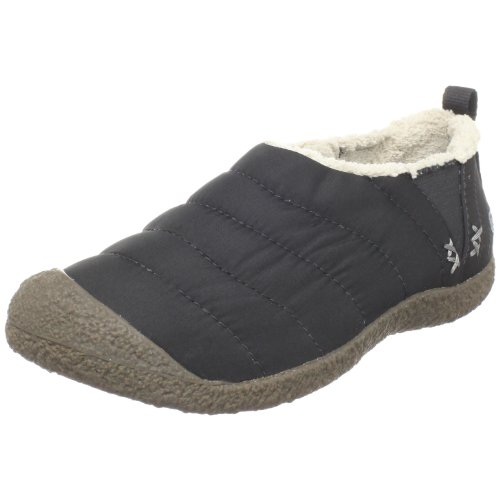 Keen Women's Howser Slipper,Black,11 M US