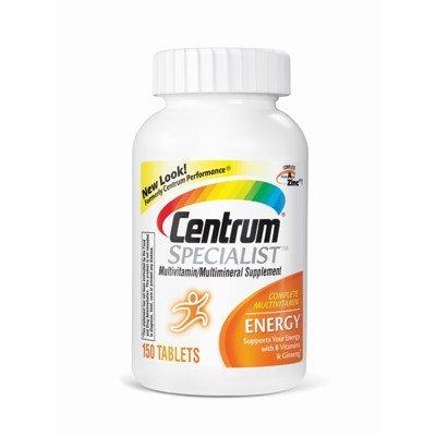 Centrum Specialist Energy Multivitamin Multimineral - 150 Tablets