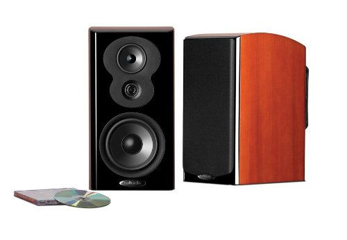 Polk Audio Lsim703 Series Cherry Bookshelf Speaker