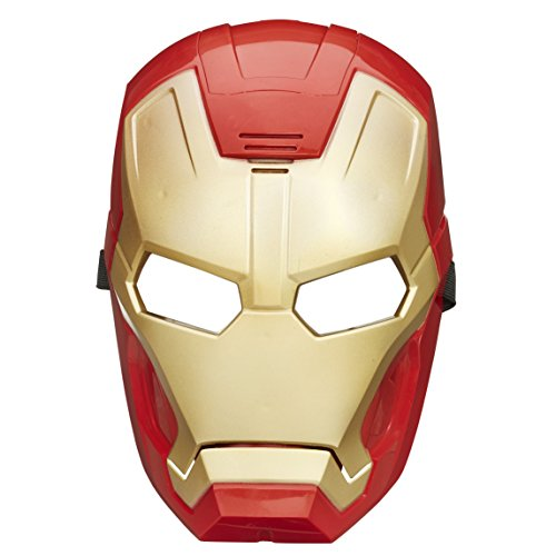 Marvel Avengers Age of Ultron Iron Man Voice Changer Mask