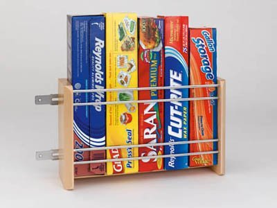 Rev-A-Shelf RS4WFR.18.1 13.13 in. Vertical Foil Rack