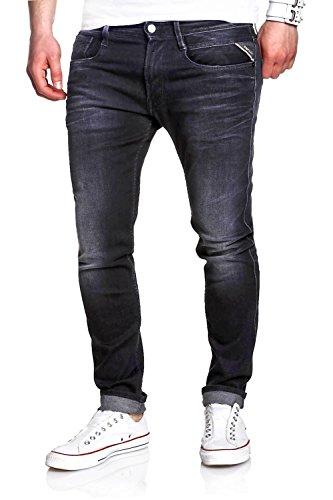 Replay Jeans ANBASS M914.629.606 - Schwarz [W32/L32] thumbnail