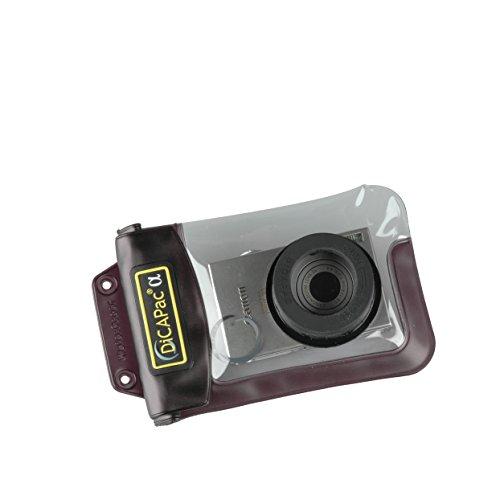 DiCAPac WP-110 Outdoor Universal Unterwassertasche für kleine Digitalkameras