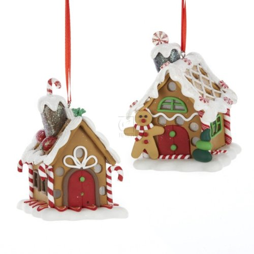 Gingerbread Christmas Ornament Sets