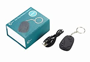 Esky® Car Key Keychain Mini Camera Hidden DVR DV Video Recorder - Support Micro SD card to 16GB