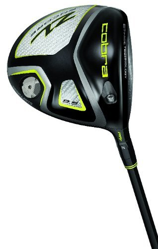 Cobra ZL Encore Black Driver (Men's Right-Handed, 10.5 Degree Loft, Fujikura Motore F3 Graphite Shaft, Regular Flex) Sport, Fitness, Training, Health, Exercise Gear