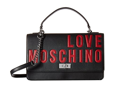 Love Moschino Borsa New Lamb Pu Nero thumbnail