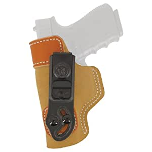 Desantis 106 Sof-Tuck Inside the Pant Right Hand Tan For S&W Bodyguard .380