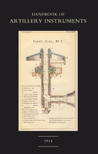 Handbook of Artillery Instruments 1914
