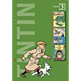 "The Adventures of Tintin: Volume 3 (Compact Editions): Tintin and the Broken Ear / The Black Island / King Ottokar's Sceptre: ""Tintin and the Broken ... (The Adventures of Tintin - Compact Editions)by Georges Remi Herg�"