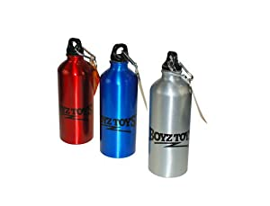Boyz Toyz 500ml Aluminium Metal Drinking Water Drinks Bottle