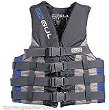 Gul 4 Buckle 50N Jacket BLUE Junior - ideal for Jetski/Waterski/Windsurfing/Sailing