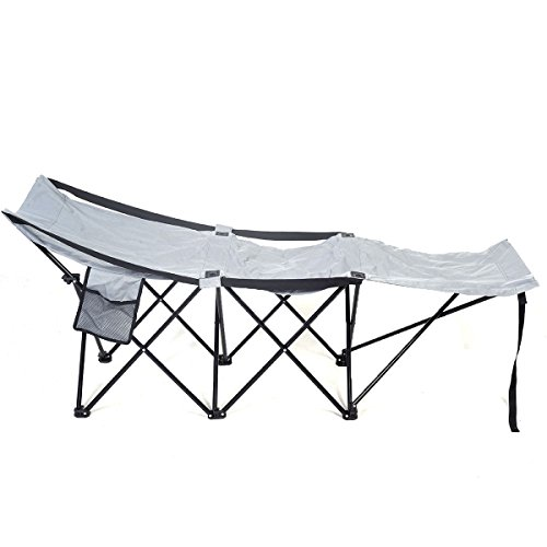 Super buy Folding Camping Cot Portable Adventure
