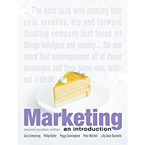 VangoNotes for Marketing, Second Canadian Edition Audiobook