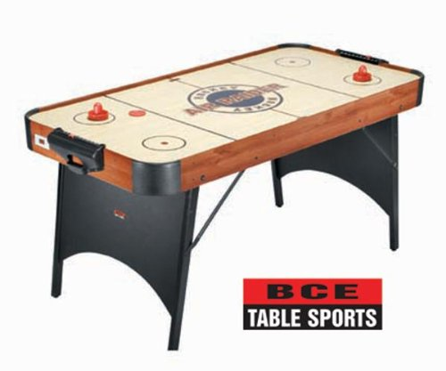 BCE 5 Foot Air Hockey Table with Folding Legs (AH10-4)