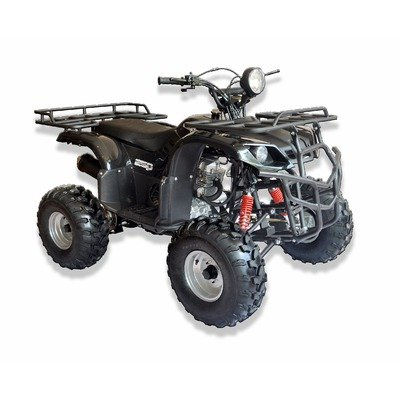 Trailrover 250CC ATV Black with Manual Transmission