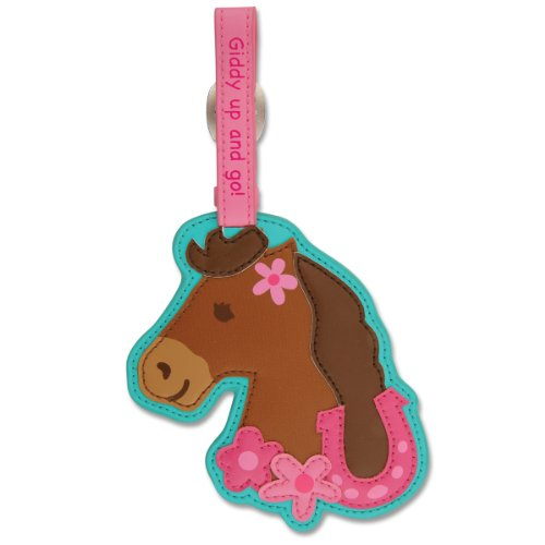 Stephen Joseph toys Luggage Horse Tags