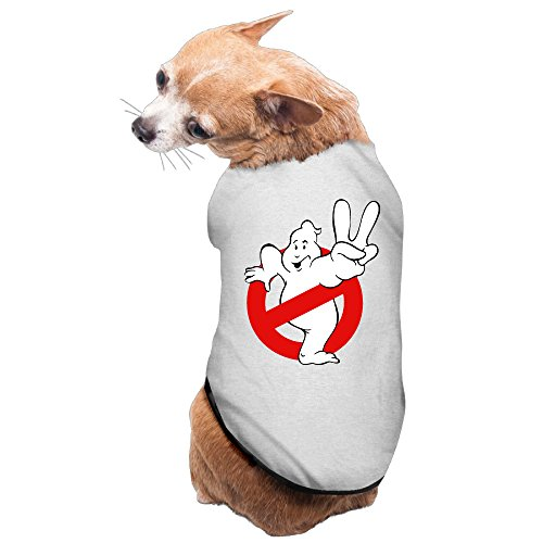 GhostBusters Video Games Reboot Supergirl Dog Clothes Dog Hoodie (Supergirl Dog Costume)