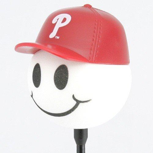 Philadelphia Phillies Baseball Cap Antenna Topper