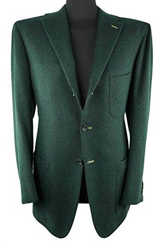 Kiton Napoli Blazer UK, UE 42/52-Giacca sportiva Cashmere 100% realizzato a mano in Italia