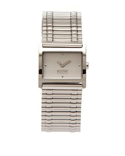 Moschino Cheap&Chic Reloj Time Gallery Blanco